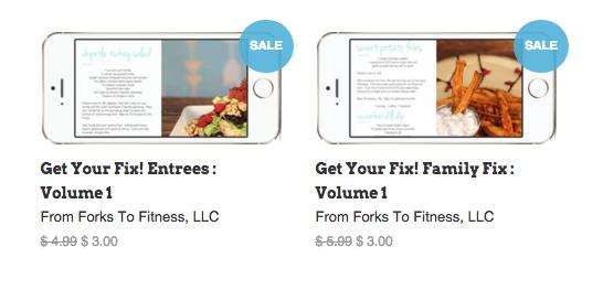 eCookbook Sale